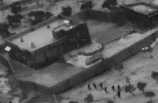 Pentagon releases images from raid that resulted in death of ISIS leader al-Baghdadi