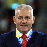 'He's a god of the game' - Gatland to bow out against his native New Zealand