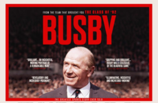 WATCH: The powerful trailer for the new Matt Busby film