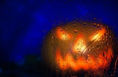 Expect a wet Halloween night if you're out trick-or-treating