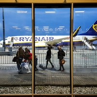 Ryanair has blamed Serbian officials for the 'forced cancellation' of a new route