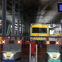Knock-on delays after train services suspended at Heuston as result of points failure