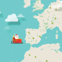 Do you want to track Santa's trip around the world tonight? Here's how you can