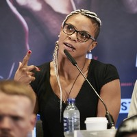 'Like a mouse and a cat' - Linardatou confident she can bully challenger Taylor up at 140 pounds