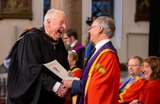 'If I can do it, anyone can do it': 82-year-old Wexford man graduates from Waterford IT