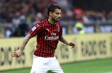 Sublime Suso gives ex-Inter boss Pioli first win at struggling AC Milan
