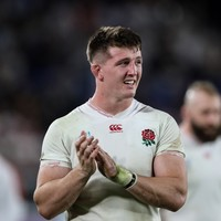 21-year-old Tom Curry among nominees for World Rugby Player of the Year