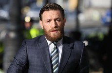 Conor McGregor due in court this morning over alleged pub assault