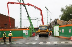 Council warns National Children's Hospital contractor about working hour breaches on site
