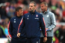 Ex-Ireland midfielder Rory Delap put in charge of Stoke after Nathan Jones' sacking