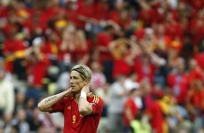 Torres confirmed to start as Spain announce side to face Ireland
