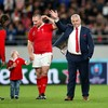 Gatland hopes incoming Pivac can keep Wales out of the 'doldrums'