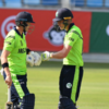 Ireland fall to Netherlands at semi-final stage of T20 World Cup qualifier