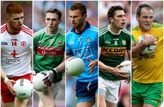7 for champions Dublin and 4 for Kerry - the 2019 All-Star football team