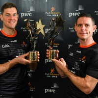 Dublin's Cluxton and Tipperary's Callanan are crowned 2019 GAA Player of the Year winners