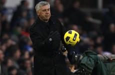 Is Carlo happy? Not a lotti...