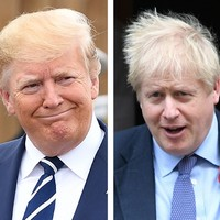 Johnson rejects Trump's advice to form pact with Farage