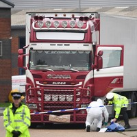 All 39 migrants found dead in lorry were Vietnamese, UK police say