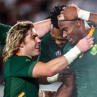 Rassie's sensational Springboks stun England to claim World Cup crown