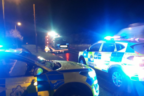 Gardaí carrying out Operation Surround in Co Kildare overnight