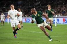 WATCH: The two wonderful tries which saw South Africa claim World Cup glory