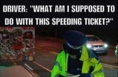 Gardaí apologise for tweeting out speeding meme just hours after fatal collision