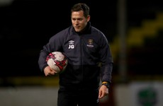 Cork name club legend Gamble as new assistant manager