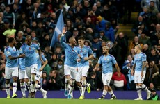 Man City earn late win to keep pace with Liverpool