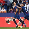 Barcelona stunned after second-half collapse