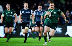 Connacht see off depleted Ospreys to continue winning run