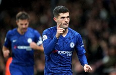 Assist-of-the-season contender helps Chelsea go third