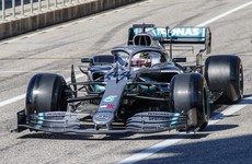 'My fault, not car,' says Hamilton after US Grand Prix qualifying setback