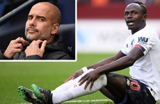 'Sometimes Mane dives' - Guardiola criticises Liverpool star
