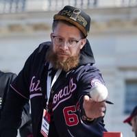 Baseball star to skip White House over 'divisive' Trump