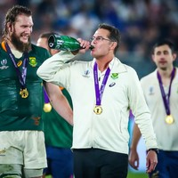 How Rassie Erasmus returned from Munster to lead the Boks to World Cup glory
