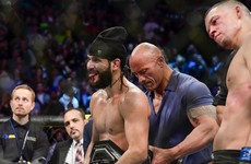 Masvidal wins BMF belt with controversial victory over Diaz at UFC 244
