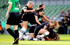 Kelly inspires Wexford Youths to FAI Cup title defence in five-goal thriller at the Aviva
