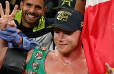 Canelo to 'continue making history' after becoming four-weight world champion