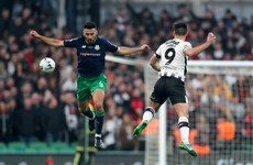 As it happened: Dundalk v Shamrock Rovers, FAI Cup final