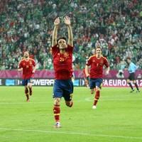 Match report: Spain run riot over hapless Ireland
