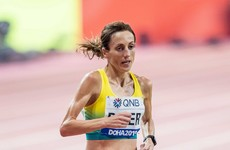 Mayo's Sinead Diver finishes fifth in New York marathon