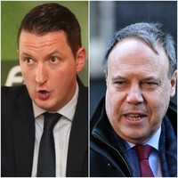 It'll be a head-to-head between the DUP and SF as the SDLP stands aside in Belfast North