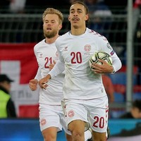 Denmark name strong 20-man squad for Euro 2020 showdown with Ireland