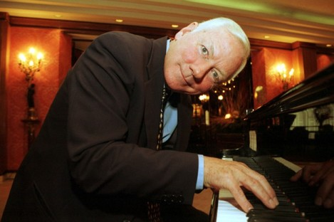 Gay Byrne in 1999.