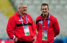 Gatland arrives, Howley still in charge of Wales
