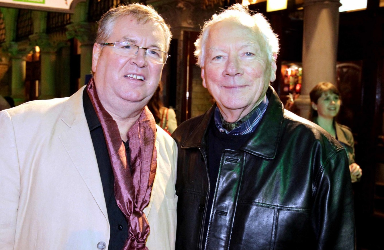 Joe Duffy Could Hear Gay Byrne S Own Advice As He Broke The News Of His Death On Liveline While the rest of the fighting world scream and shout for a chance to fight conor mcgregor, joe duffy remains silent with the mma's golden ticket tucked safely away in. joe duffy could hear gay byrne s own