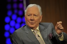 Book of condolence for Gay Byrne to open at Dublin's Mansion House this morning