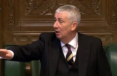 Lindsay Hoyle to replace Bercow as new Speaker of the House of Commons