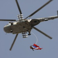 Russia 'not supplying' attack helicopters to Syria - Ministry