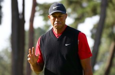 'Maybe Tiger dislikes me' - Golf legend Norman says Woods is yet to respond to his Masters letter